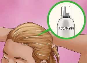 image آموزش عکس به عکس رول کردن مو برای مهمانی مجلسی