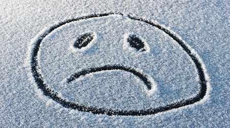 image اگر شما هم در زمستان افسرده می شوید بخوانید