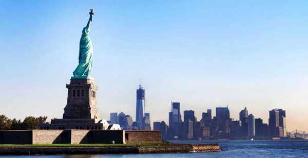 image مجسمه آزادی در کشور امریکا نماد چیست
