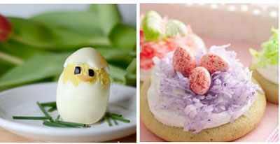 image ایده های جالب تزیین تخم مرغ هفت سین به شکل های جالب