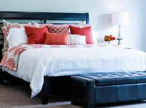 image چطور دکور اتاق خوابی آرامش بخش و شیک داشته باشید
