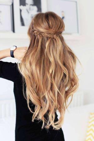 image اگر از موخوره موهای بلند خود خسته شده اید چاره کار اینجاست