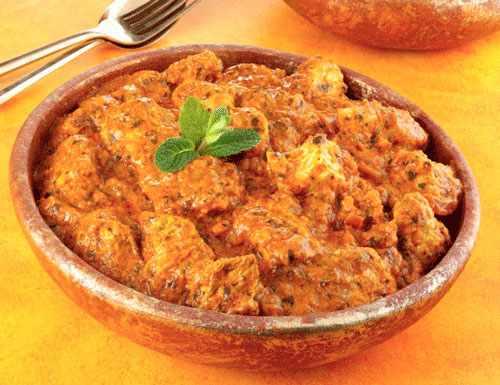 image آموزش پخت خورش مخصوص هندی