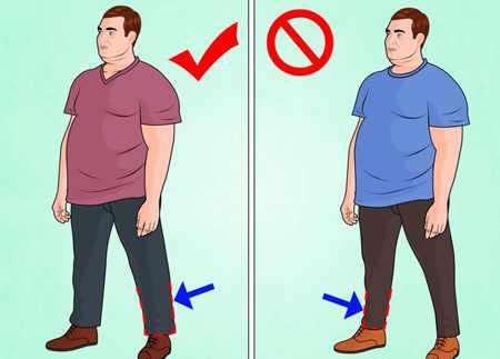 image آموزش تصویری خوشتیپ و خوش لباس بودن مخصوص آقایان چاق