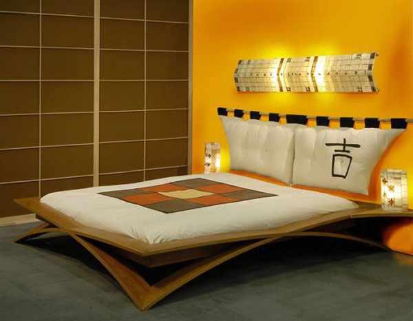 image آیا دوست دارید اتاق خواب خود را به سبک ژاپنی دکور کنید