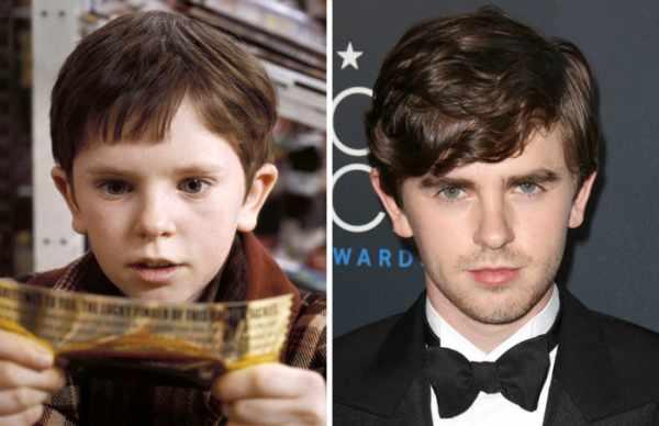 image تصاویر دیدنی بچه های معروف در فیلم ها که حالا بزرگ شده اند