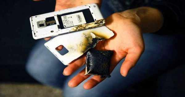 image چرا گوشی های موبایل آتش می گیرند و راه جلوگیری از آن