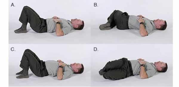 image آموزش تصویری حرکت های ساده ورزشی برای تسکین کمردرد