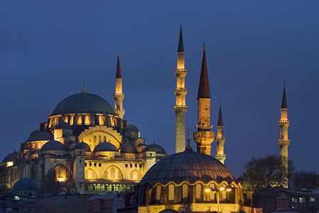 image تصاویر زیبا از مسجدهای تاریخی کشور ترکیه