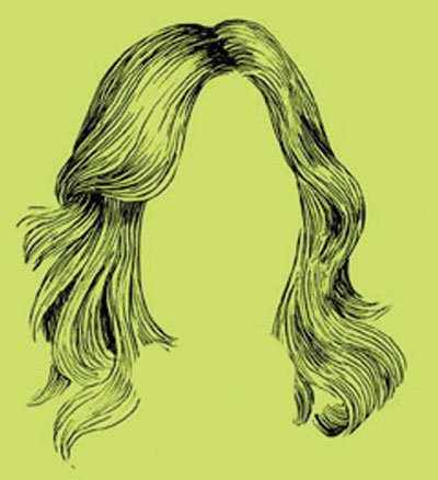image آموزش تصویری انتخاب مدل مو برای مو با حالت های مختلف