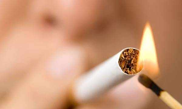 image آیا کشیدن سیگار آدم را لاغر میکند