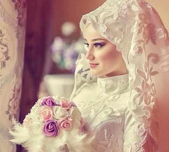 image آیا عروس می تواند با آرایش شب عروسی تیمم کند و نماز بخواند
