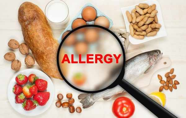 image چرا بدن به بعضی خوراکی ها آلرژی پیدا میکند
