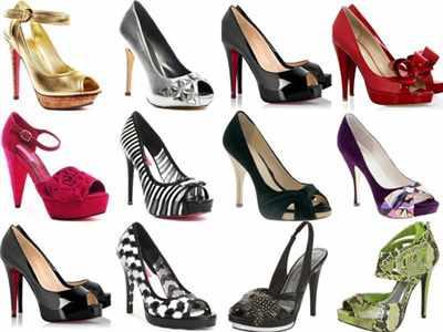 image پوشیدن هر رنگ کفش با چه لباسی مناسب است مخصوص خانم ها
