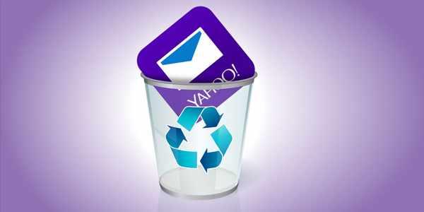 image آموزش پاک کردن ایمیل یاهو برای همیشه