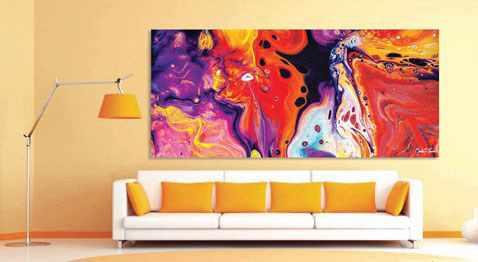image ایده های خلاقانه برای دکور و چیدمان خاص در خانه