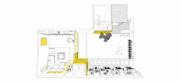 image ایده جالب برای ساخت حیاطی کوچک و مدرن با تصاویر