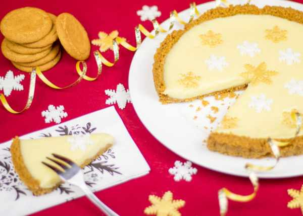 image آموزش تصویری پخت تارت شیرینی خوشمزه در خانه