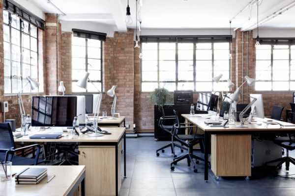 image دکوراسیون مدرن و شیک دفترهای کاری با عکس و ایده