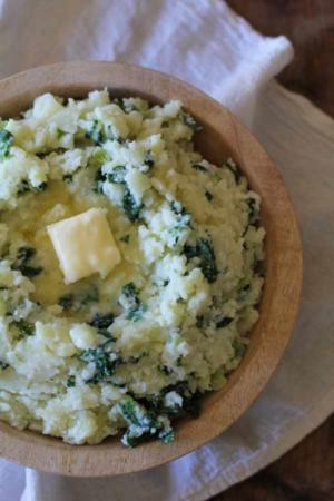 image, آموزش پخت پوره مخصوص سیب زمینی ایرلندی