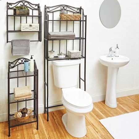 image, چطور سرویس های بهداشتی خود را مرتب و شیک کنید