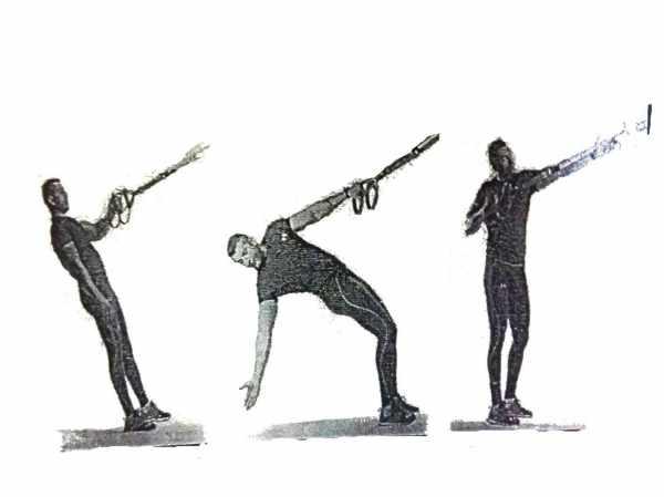 image, معرفی تصویری نحوه صحیح انجام حرکات ورزشی تی آر ایکس