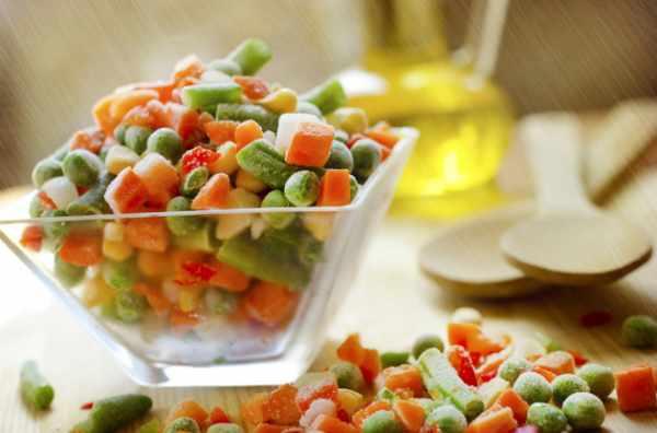 image آیا سبزیجات فریز شده خاصیت خود را از دست نمی دهند
