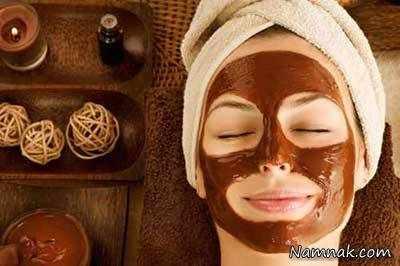 image آموزش نحوه درست کردن و استفاده از ماسک پودر کاکائو