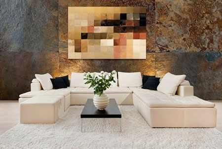 image, ایده های شیک برای دکور دیوارهای خانه با تابلو