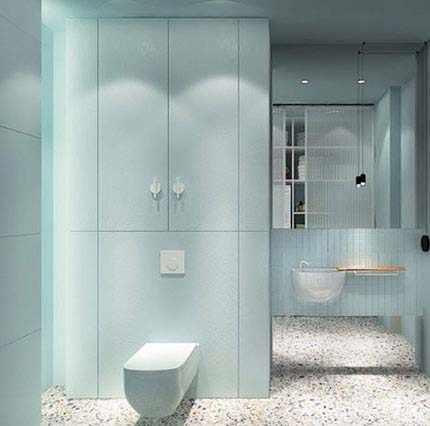 image, ایده های خلاقانه برای دکوراسین حمام