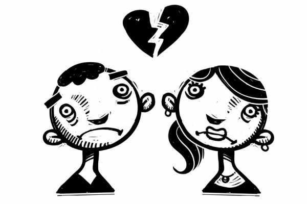 image افکار اشتباهی که درباره طلاق در ذهن انسان وجود دارد
