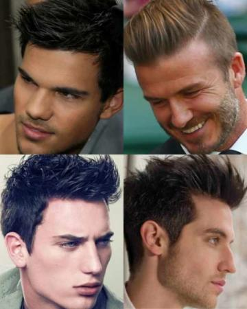 image معرفی مدل های موهای شیک و سنگین مردانه برای فصل بهار با عکس