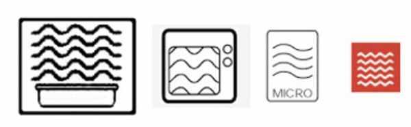 image استفاده از چه نوع و مدل ظروفی در مایکروفر خطرناک نیست