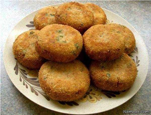image, آموزش پخت شامی سیب زمینی به سبک هندی