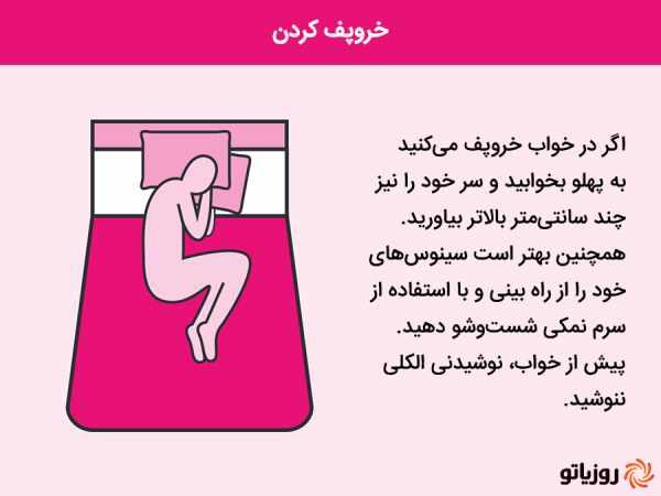 image, آموزش تصویری داشتن خواب راحت شبانه اگر درد مزمن دارید