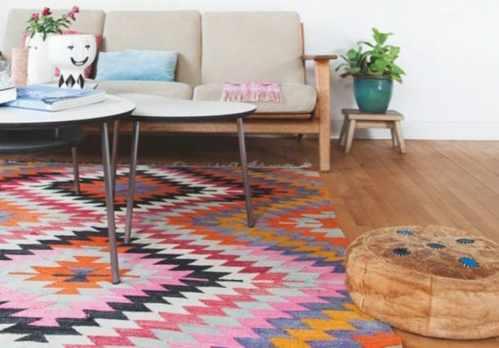 image آموزش نحوه صحیح استفاده از شامپو فرش برای تمیز شدن کامل فرش ها