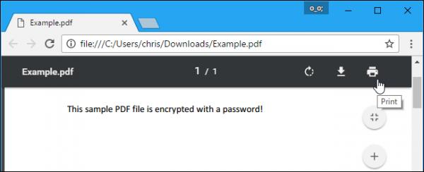 image آموزش تصویری نحوه حذف کردن پسورد فایل PDF
