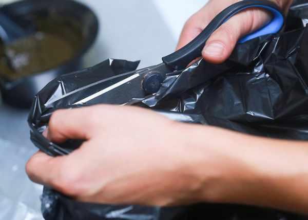 image آموزش تصویری رنگ کردن حرفه ای موها با حنای طبیعی