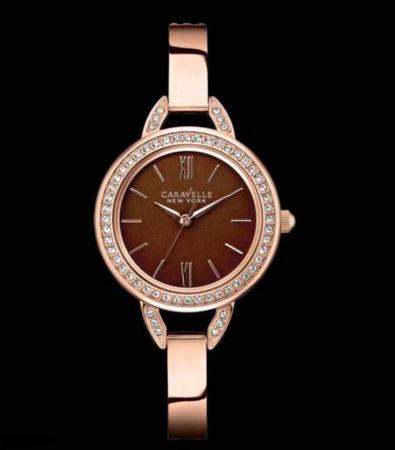 image عکس های دیدنی از جدیدترین مدل های ساعت مچی زنانه Caravelleny