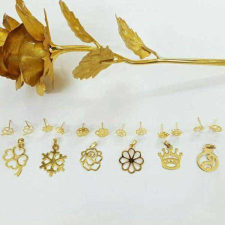 image, زیباترین مدل های طراحی شده ست های جواهرات زنانه برای طراحان
