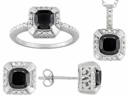 image زیباترین مدل های طراحی شده ست های جواهرات زنانه برای طراحان