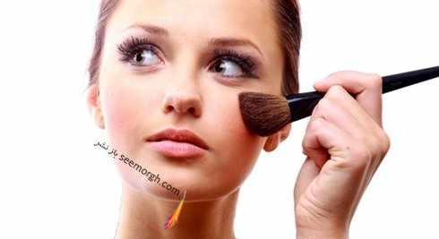 image, چطور با آرایش چهره خود را جوان تر نشان دهید