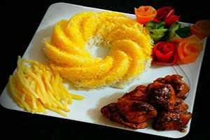 image آموزش پخت مرغ به سبک کشور ترکیه ای