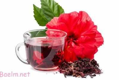 image اثرات جالب چای ترش قرمز رنگ روی سلامتی بدن