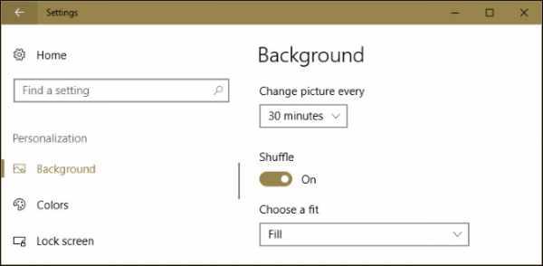 image, آموزش تصویری تغییر دادن ظاهر ویندوز ۱۰