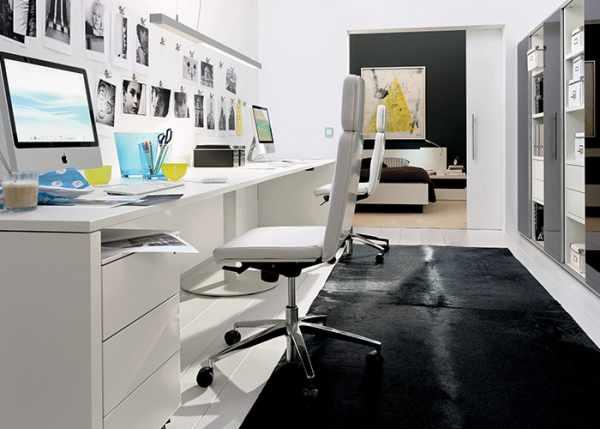 image چطور دفتر کار خود را در خانه برای کار آماده کنید