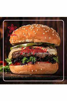 image, آموزش درست کردن ساندویچ بیف برگر خانگی