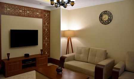 image, آموزش شیوه های مدرن نصب تلویزیون روی دیوار و دکور فضای دیوار