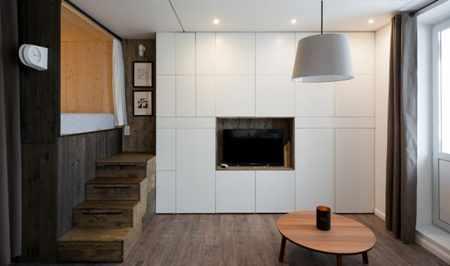 image آموزش شیوه های مدرن نصب تلویزیون روی دیوار و دکور فضای دیوار