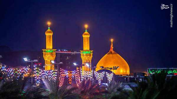 image, عکس های زیبا و دیدنی از گنبد حرم امام حسین(ع)